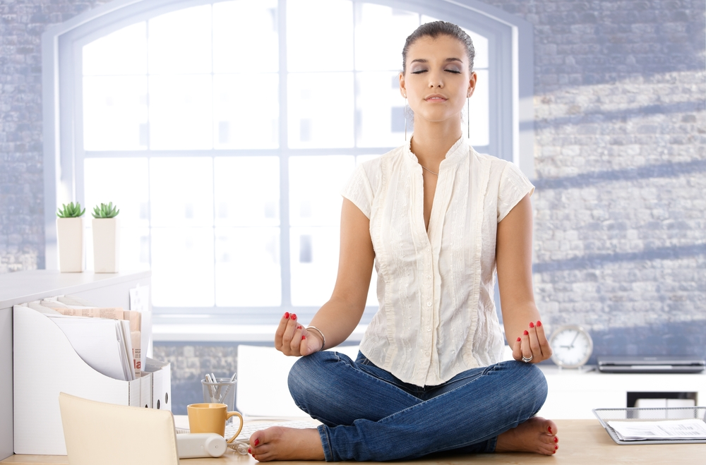 Meditation is for anyone - any age, any gender... it's for YOU