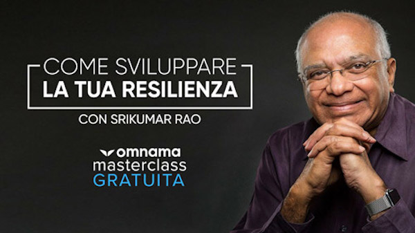 Srikumar Rao lezione